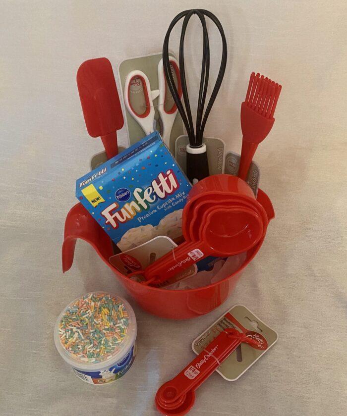 Make your cookie basket